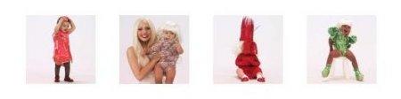 Леди Гага будет выпускать детскую одежду