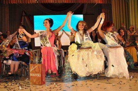 Мисс «Краса без обмежень-2011» стала  Мария Соловиенко из Полтавы