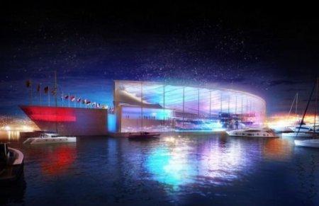 В Баку для «Евровидения-2012» строится концертный комплекс на 25 000 мест
