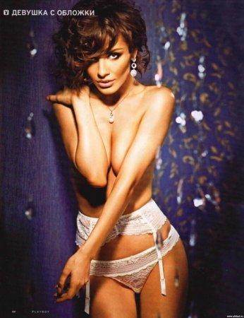 Экс-фабрикантка Эрика снялась для январского номера «Playboy». Фото