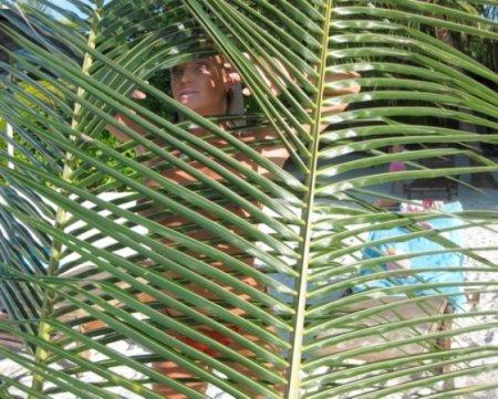 Анастасия Волочкова вновь обнажилась на Мальдивах. Фото