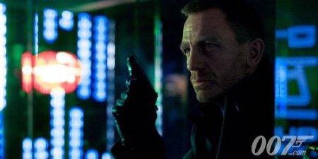 В Сети появился первый кадр из нового фильма о Джеймсе Бонде «И небеса падут». Видео