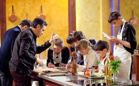 «Кулинарная династия». 1-й выпуск. Эфир от 15 февраля. Видео