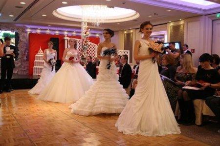 «Невестой года в Украине-2011» стала 30-летняя Татьяна Георгеску. Фото