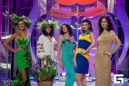Определены полуфиналистки конкурса «Королева Украины-2012»