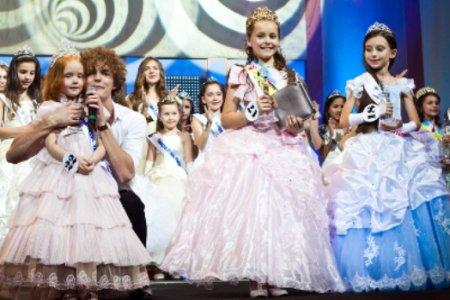Победительница «Мини Мисс Украина-2012» -  Дарина Драчук из Винницы. Фото