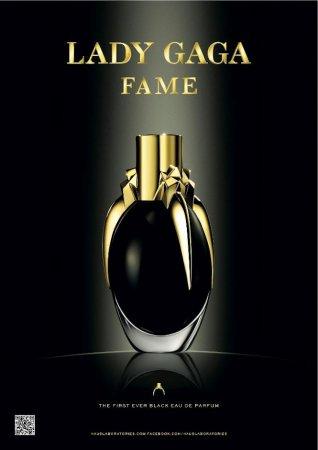 Леди Гага выпустила духи «Fame», в которых есть ингредиент из её крови