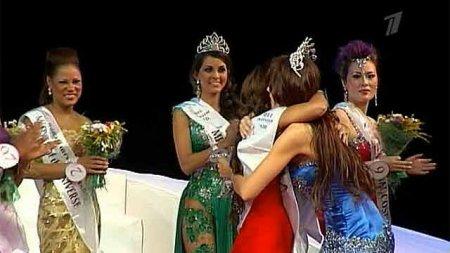 Титул «Миссис Вселенная-2012» завоевала 26-летняя Лайла Мартинес из Колумбии. Фото+видео