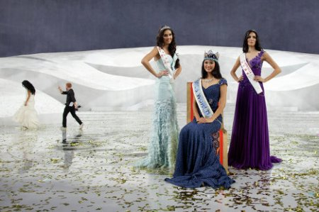 Титул «Мисс мира-2012» завоевала 23-летняя китаянка Юй Вэнься. Фото+видео