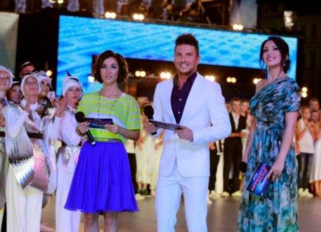 Первый четвертьфинал «МАЙDАН'S. 2012»: вылет Житомира, слезы Русланы и экстрим Могилевской