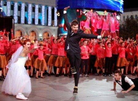 Третий четвертьфинал «МАЙDАН'S. 2012»: Руслана лишилась команды Львова и вызвала Коляденко на танцевальный батл