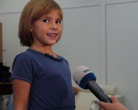 «Интершкола» открыла дверь для самых маленьких слушателей