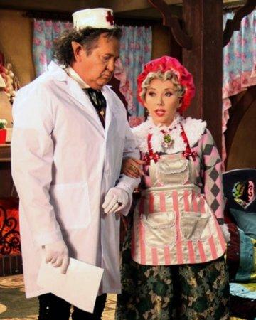 Канал «Россия» покажет в новогоднюю ночь  мюзикл «Красная шапочка»