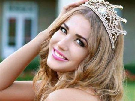 Кристина Опарина из Украины завоевала титул «Мисс Эко туризм-2011» . Фото